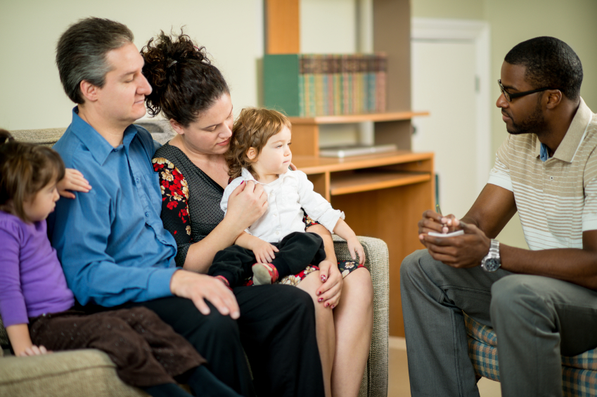 trabajo con familias