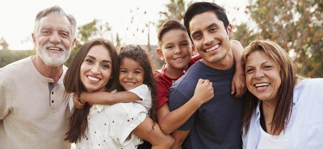familia bonita