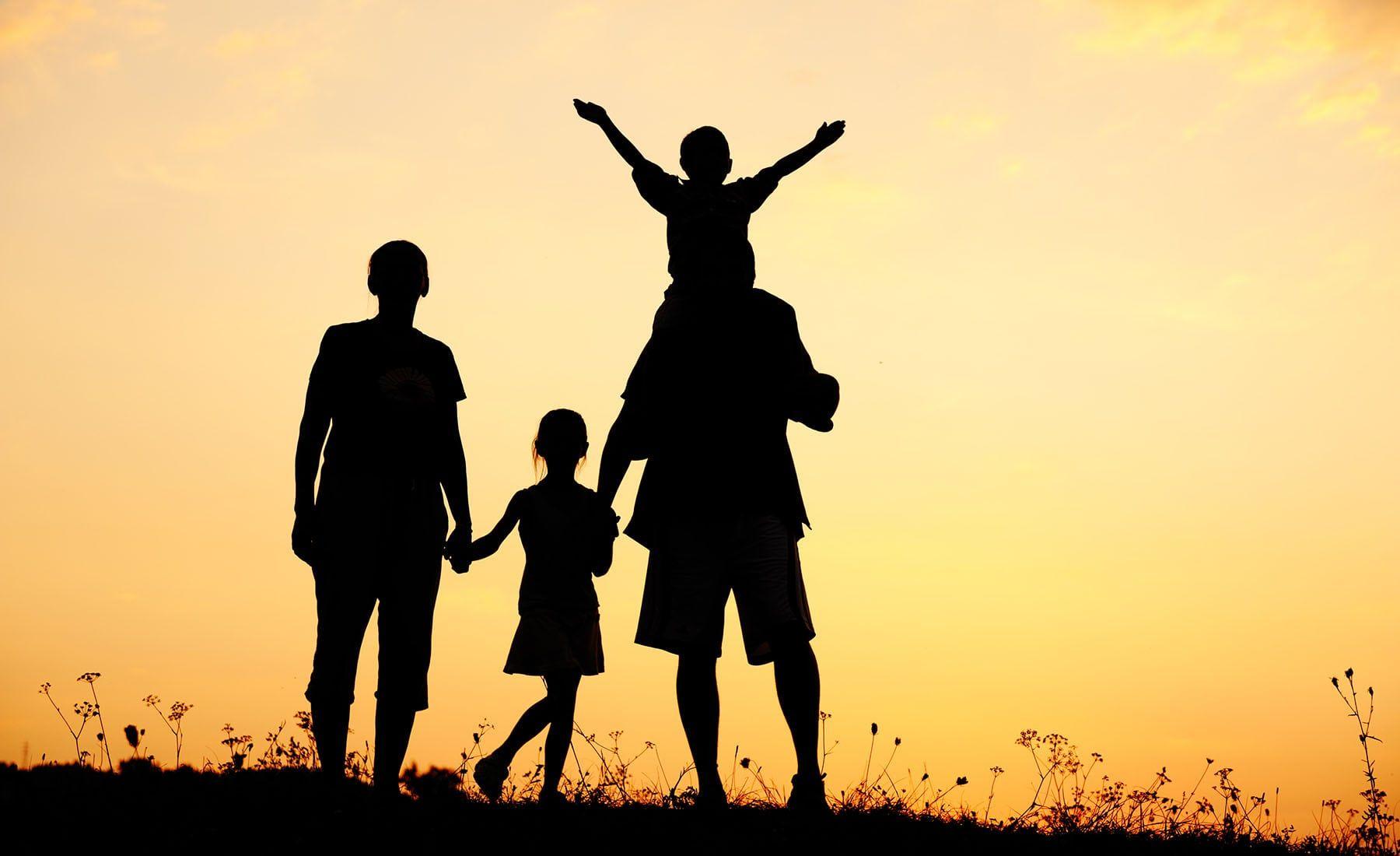 familia pequeña