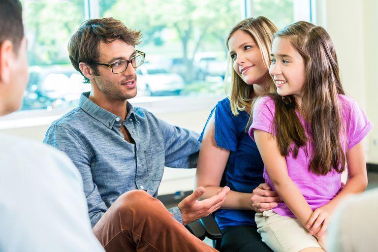 trabajo terapeutico en la familia