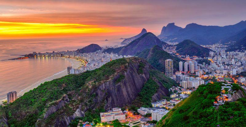 Vacaciones Familiares Economicas en Brasil