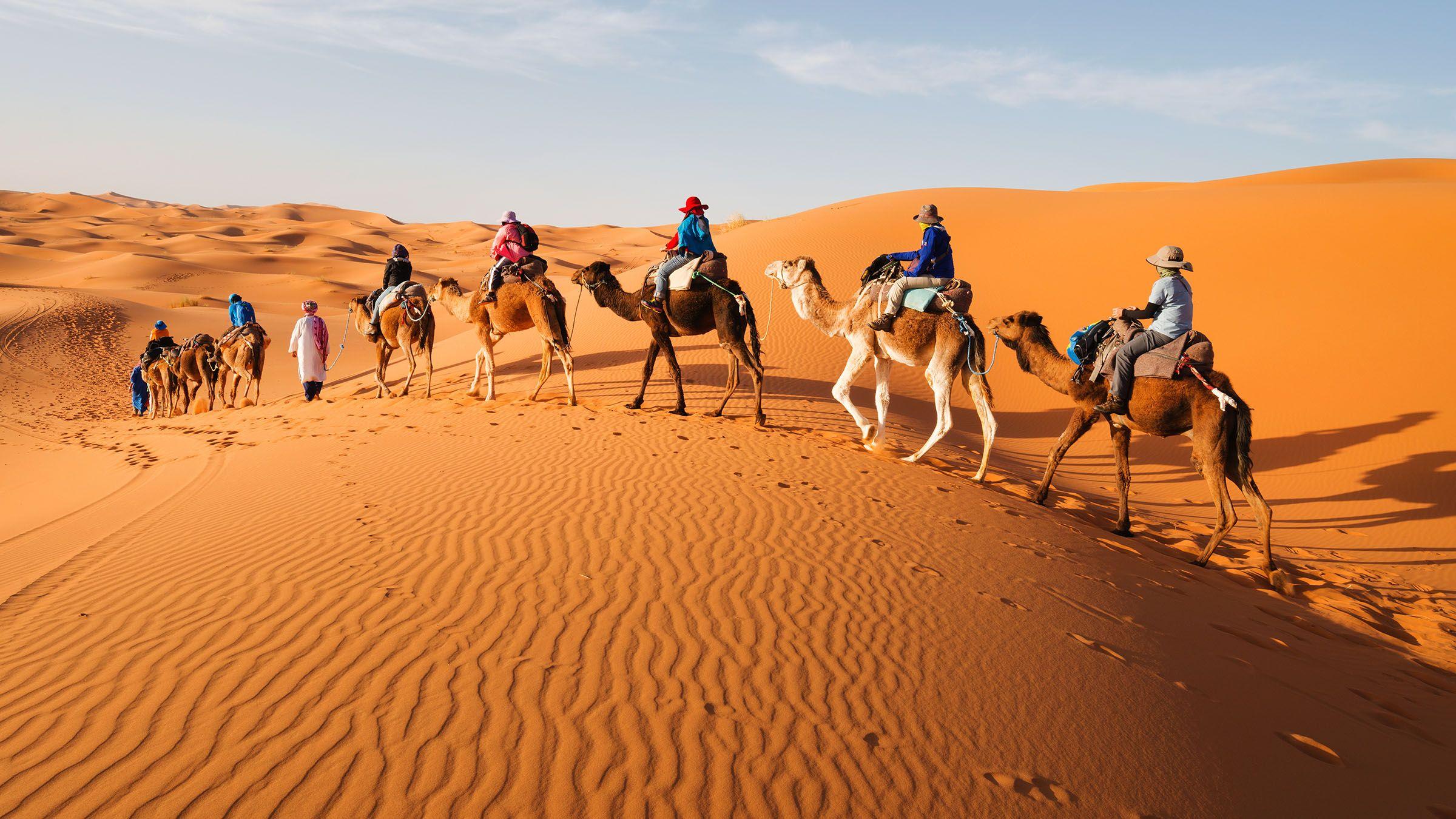 Vacaciones Familiares en Marruecos