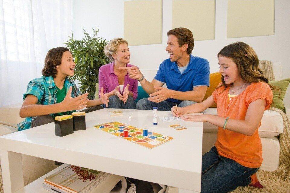 juegos de mesa para la familia