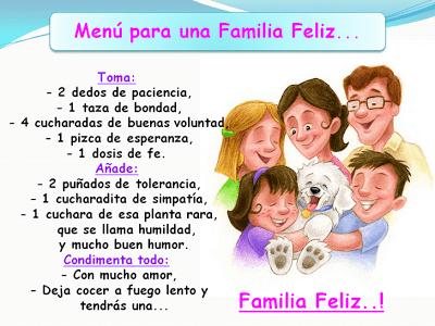 claves para una familia feliz