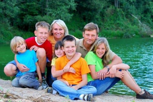familias numerosas ventajas