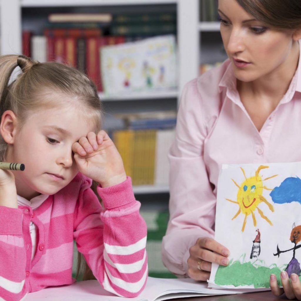 trastornos psicologicos en niños