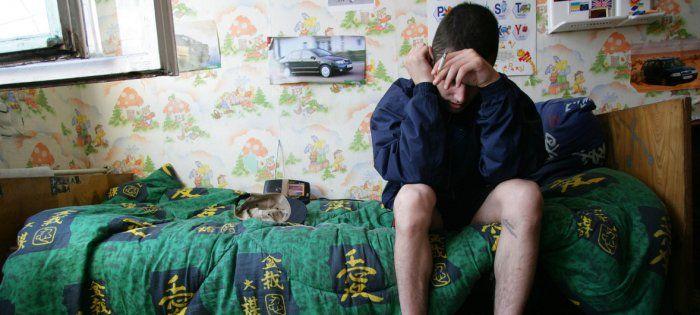 la drogadiccion en los jovenes