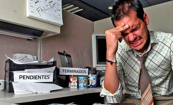 adiccion al trabajo malestares