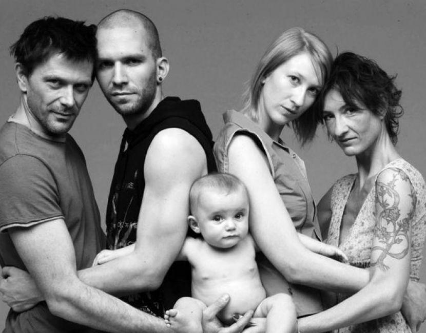 Homosexualidad en la Familia: Unión homoparental