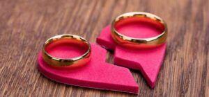 matrimonio en divorcio