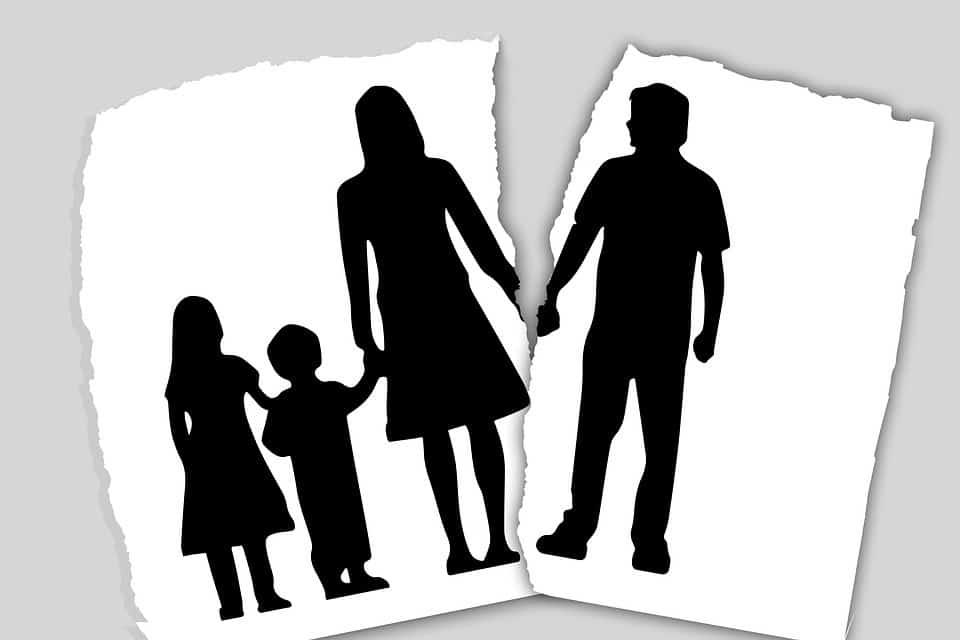 divorcio e hijos